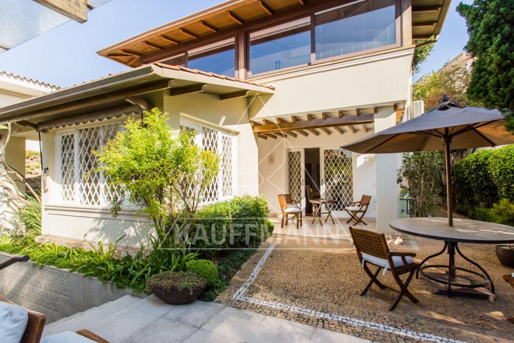 Casa - Pacaembu - 430m² - 3 quartos