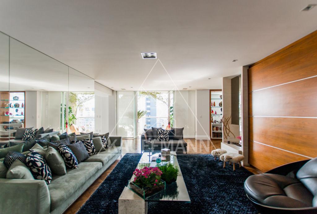 Apartamento - Higienópolis - 240m² - 2 quartos