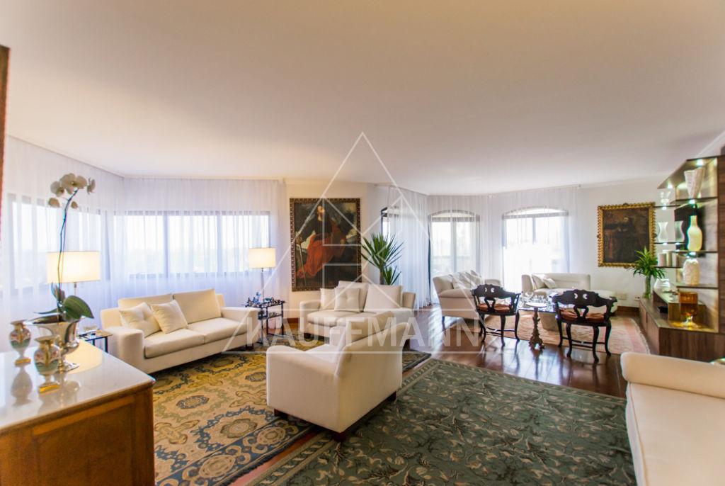 Apartamento - Jardim América - 261m² - 4 quartos