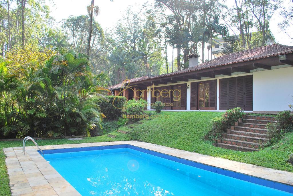 Casa em Condomínio para Locação - Chácara Flora