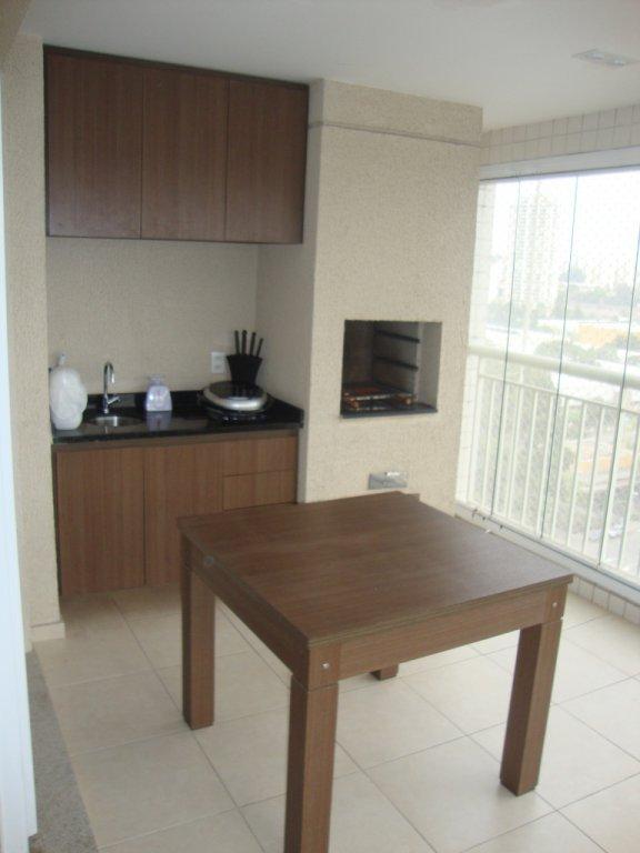 Apartamento de 3 dormitórios em Jurubatuba, São Paulo - SP