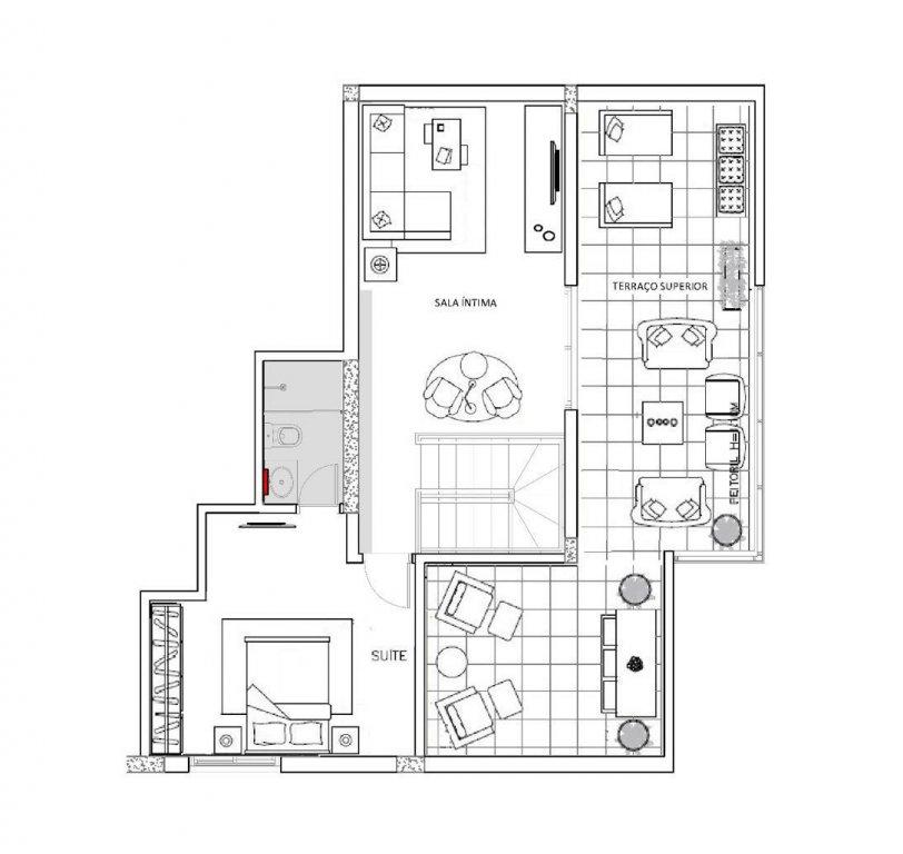 Cobertura de 3 dormitórios à venda em Brooklin Novo, São Paulo - SP