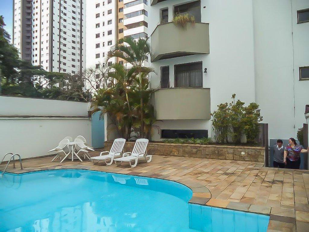 Apartamento de 4 dormitórios em Campo Belo, São Paulo - SP