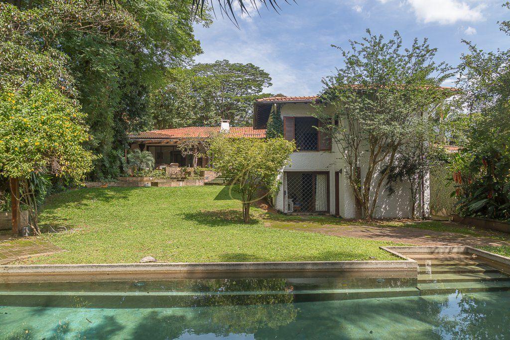 Casa de 5 dormitórios à venda em Campo Belo, São Paulo - SP