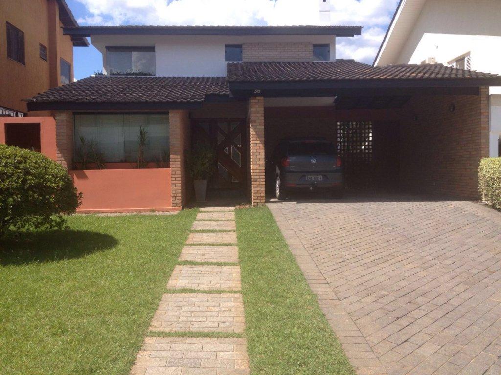 Casa em Condomínio para Venda - Alphaville Burle Marx