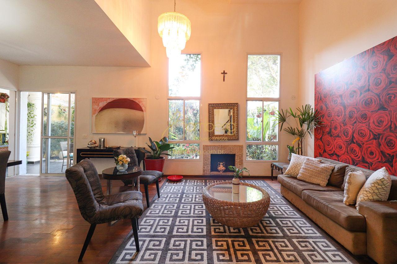 Casa De Condomínio de 5 dormitórios em Alto Da Boa Vista, São Paulo - SP