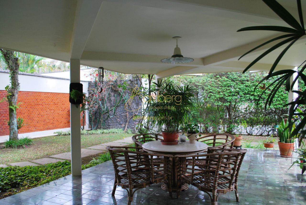 Casa de 4 dormitórios em Chácara Santo Antônio, São Paulo - SP
