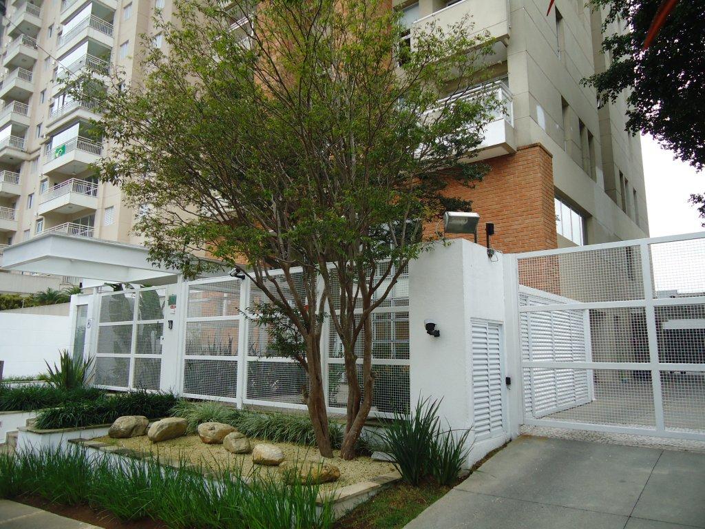 Apartamento de 1 dormitório à venda em Brooklin Novo, São Paulo - SP
