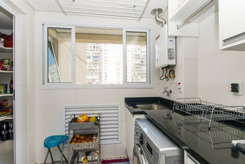 Apartamento de 3 dormitórios em Brooklin Novo, São Paulo - SP