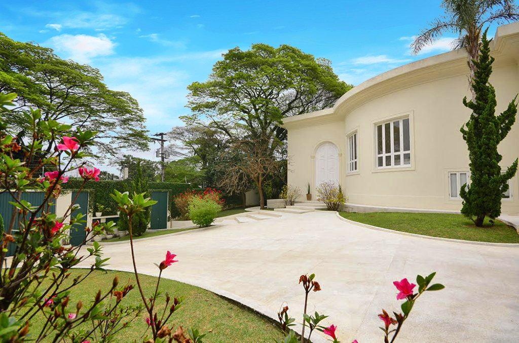 Casa de 4 dormitórios à venda em Brooklin Velho, São Paulo - SP