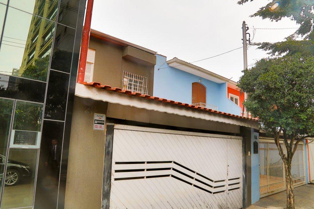 Casa de 2 dormitórios em Chácara Santo Antônio, São Paulo - SP