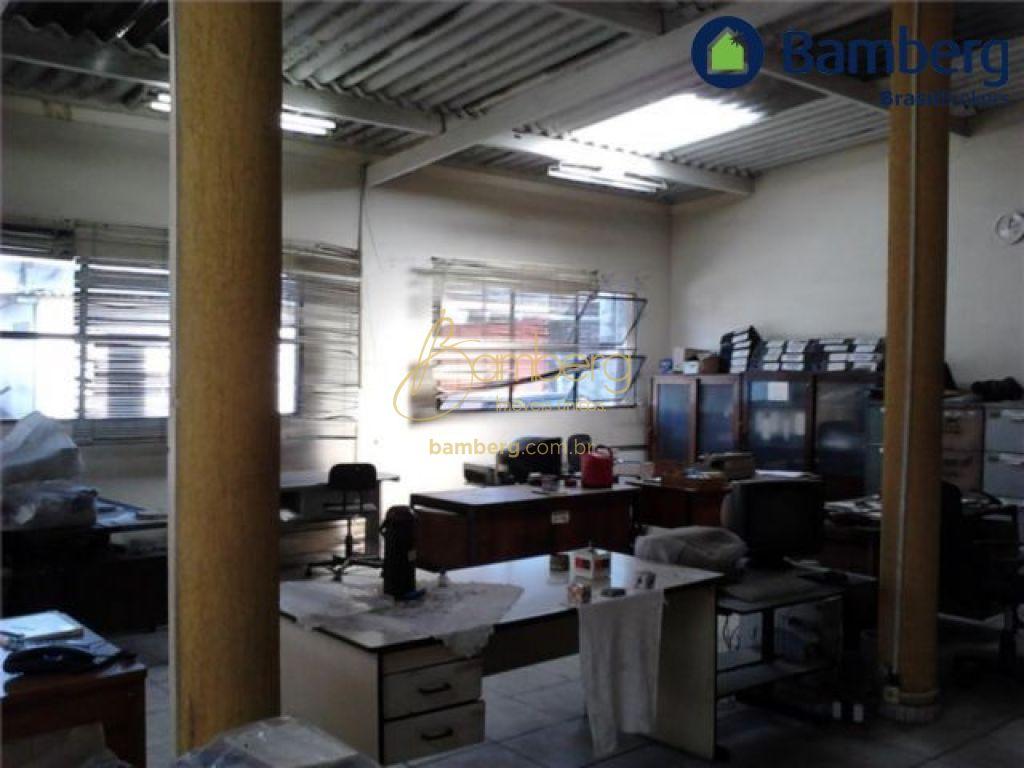 Galpão/depósito/armazém à venda em Interlagos, São Paulo - SP