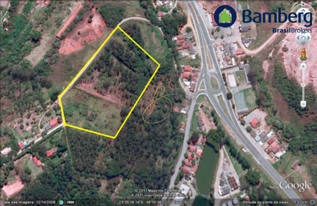 Terreno à venda em Taiacupeba, Mogi Das Cruzes - SP