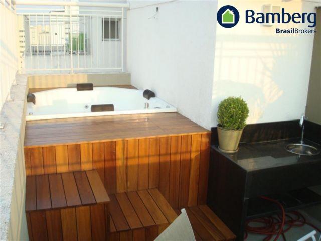 Cobertura de 3 dormitórios em Alto Da Boa Vista, São Paulo - SP