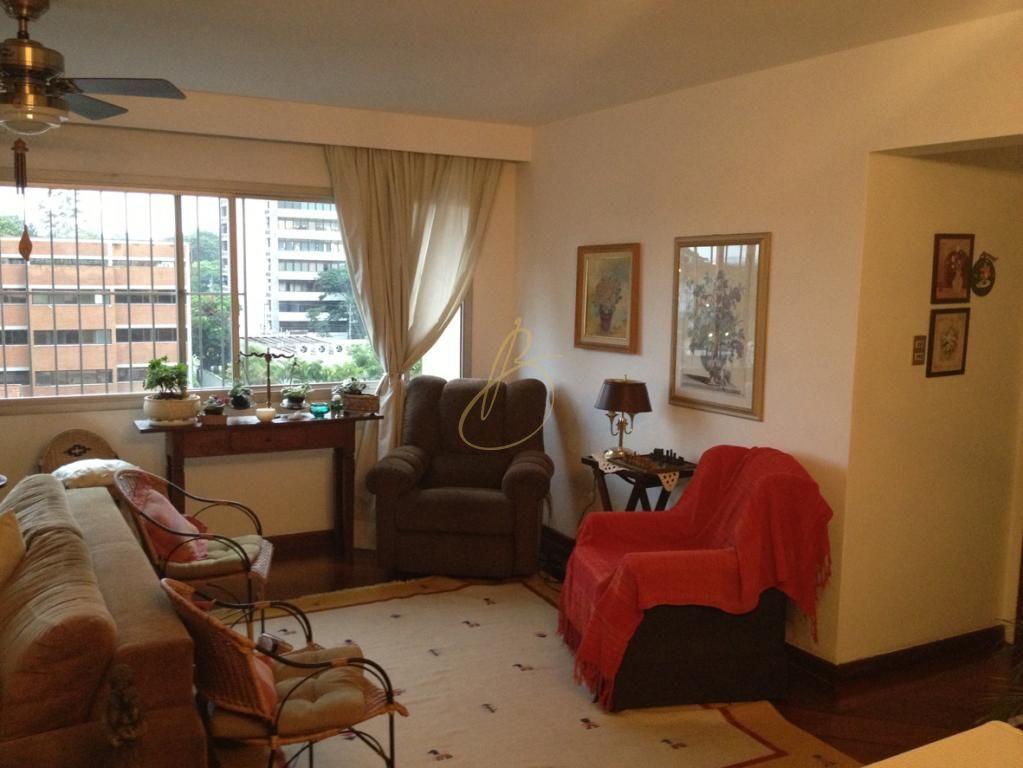 Apartamento de 4 dormitórios em Chácara Santo Antônio, São Paulo - SP