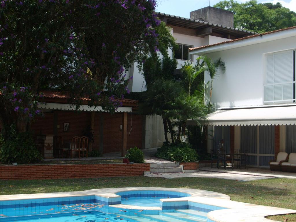 Casa de 5 dormitórios à venda em Brooklin Velho, São Paulo - SP