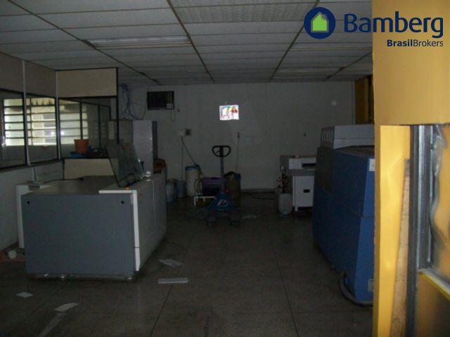 Galpão/depósito/armazém à venda em Água Branca, São Paulo - SP