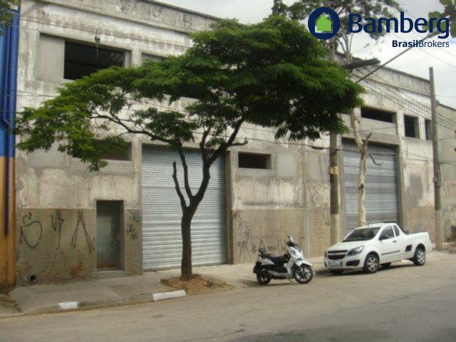 Galpão/depósito/armazém em Mooca, São Paulo - SP