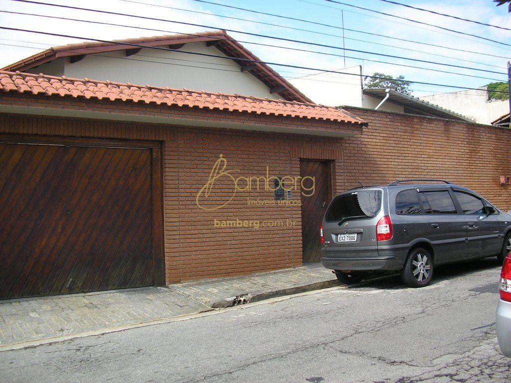 CASA TÉRREA para Venda - Alto Da Boa Vista