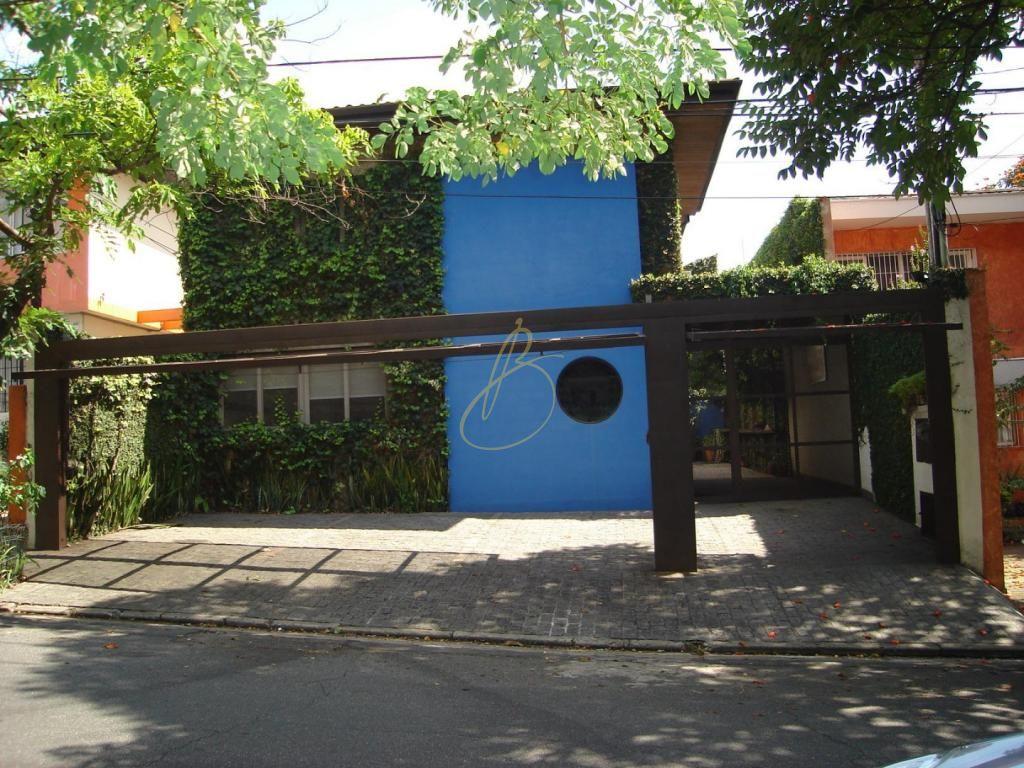 Casa Comercial de 3 dormitórios à venda em Chácara Santo Antônio, São Paulo - SP