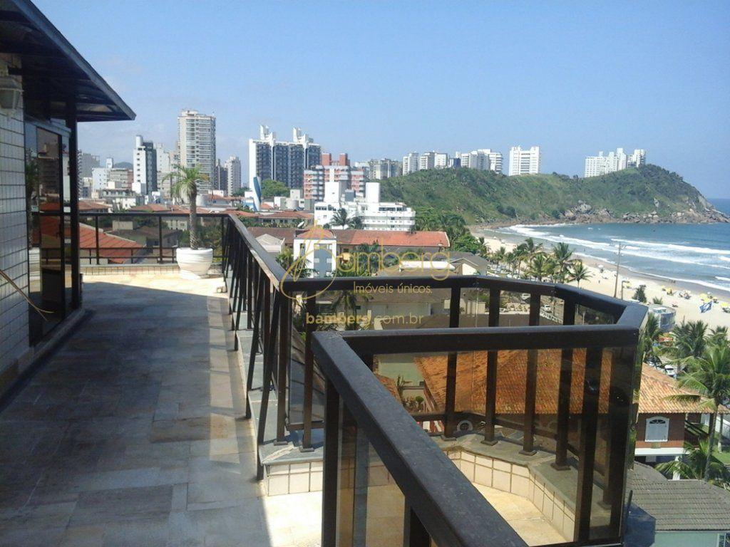 Cobertura de 5 dormitórios em Jardim Las Palmas, Guarujá - SP