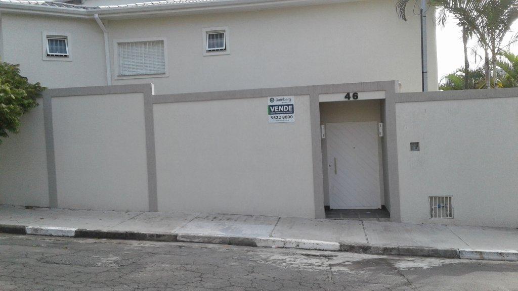 Casa de 3 dormitórios em Santo Amaro, São Paulo - SP