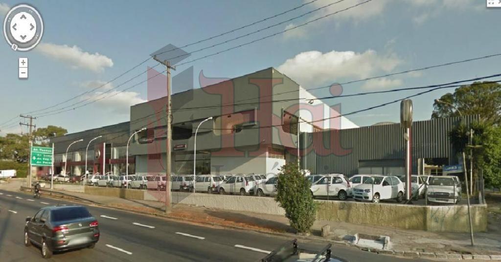Galpão, Depósito E Armazém para Venda - Parque Residencial Da Lapa