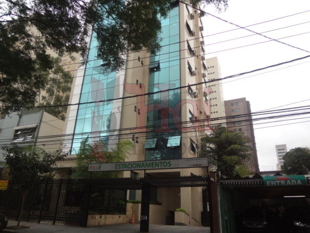 Conjunto Comercial E Salas para Locação - Pacaembu