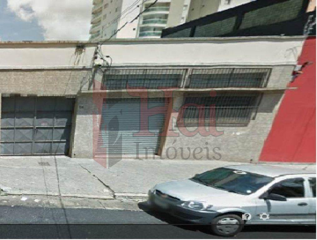 Salão para Locação - Vila Romana
