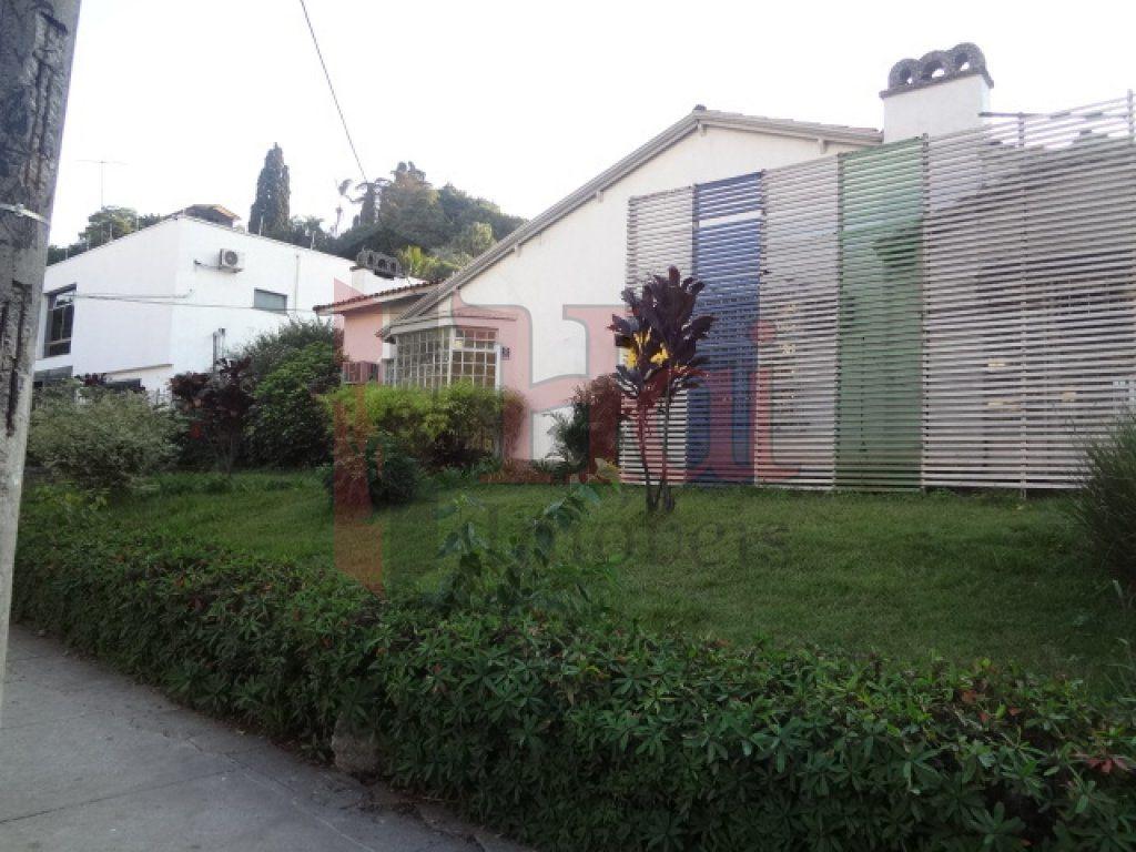 Casa Térrea para Locação - Pacaembu