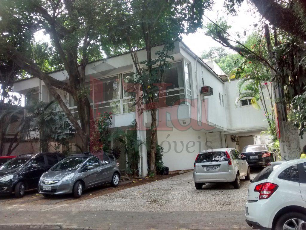 Casa Comercial para Locação - Jardim Paulistano