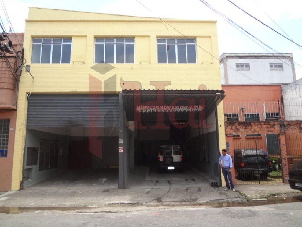 Galpão, Depósito E Armazém para Venda - Belenzinho