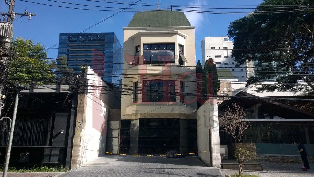 Predio Inteiro para Locação - Vila Nova Conceição