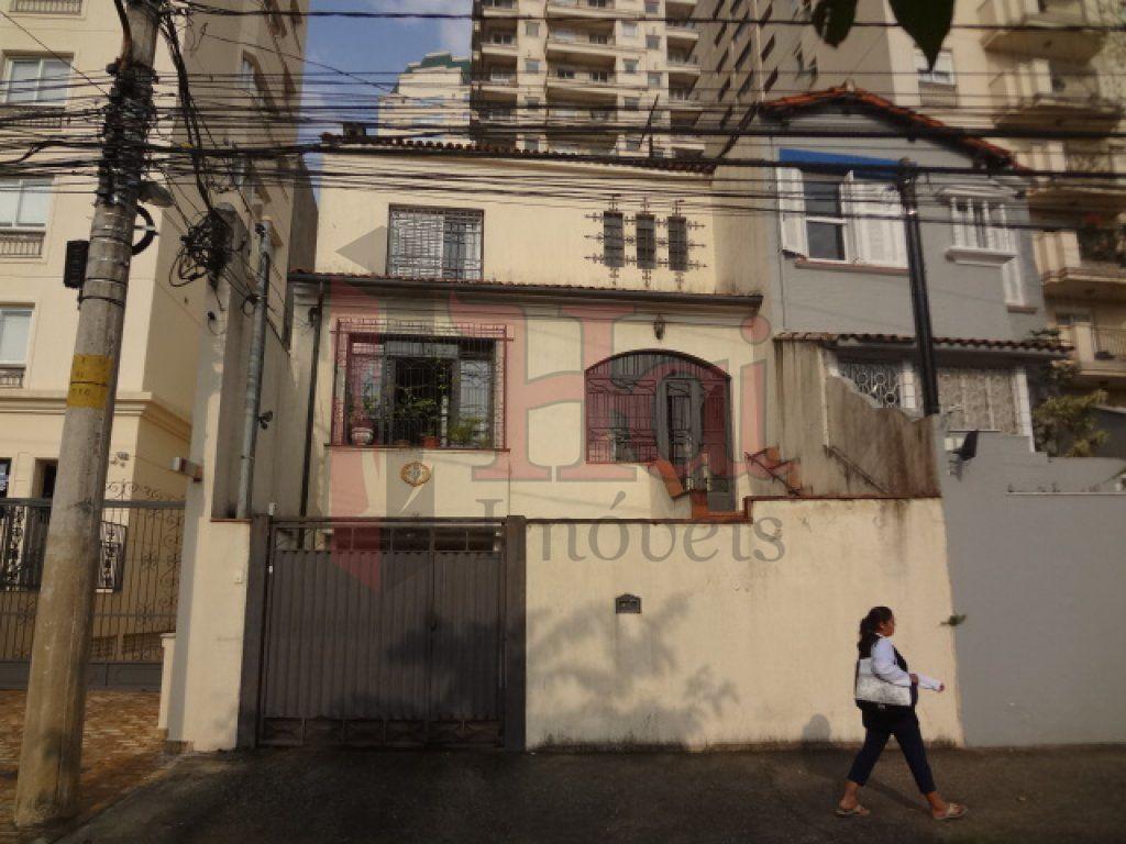 Casa Assobradada para Venda - Higienópolis