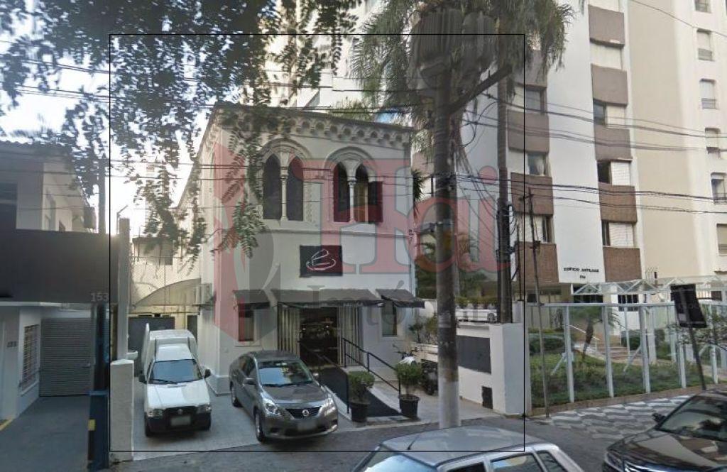 Casa Comercial para Locação - Santa Cecília