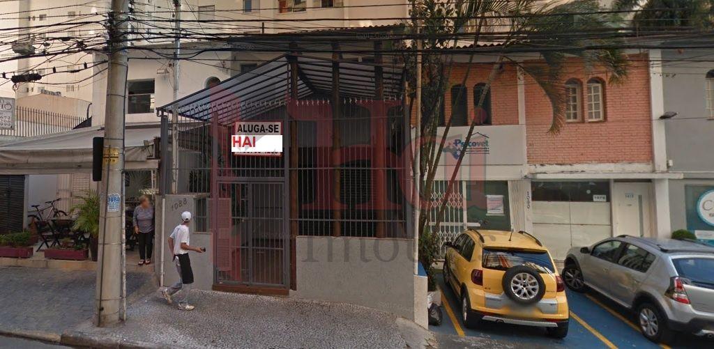Casa Comercial para Locação - Moema