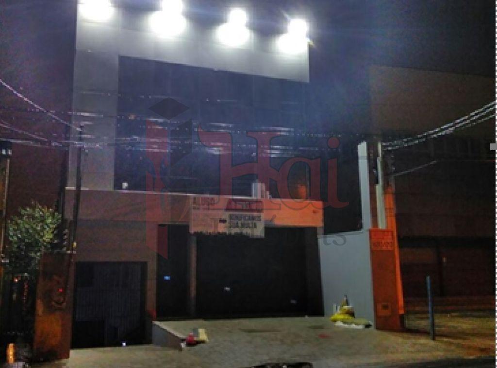 Box E Garagem para Locação - Vila Mascote
