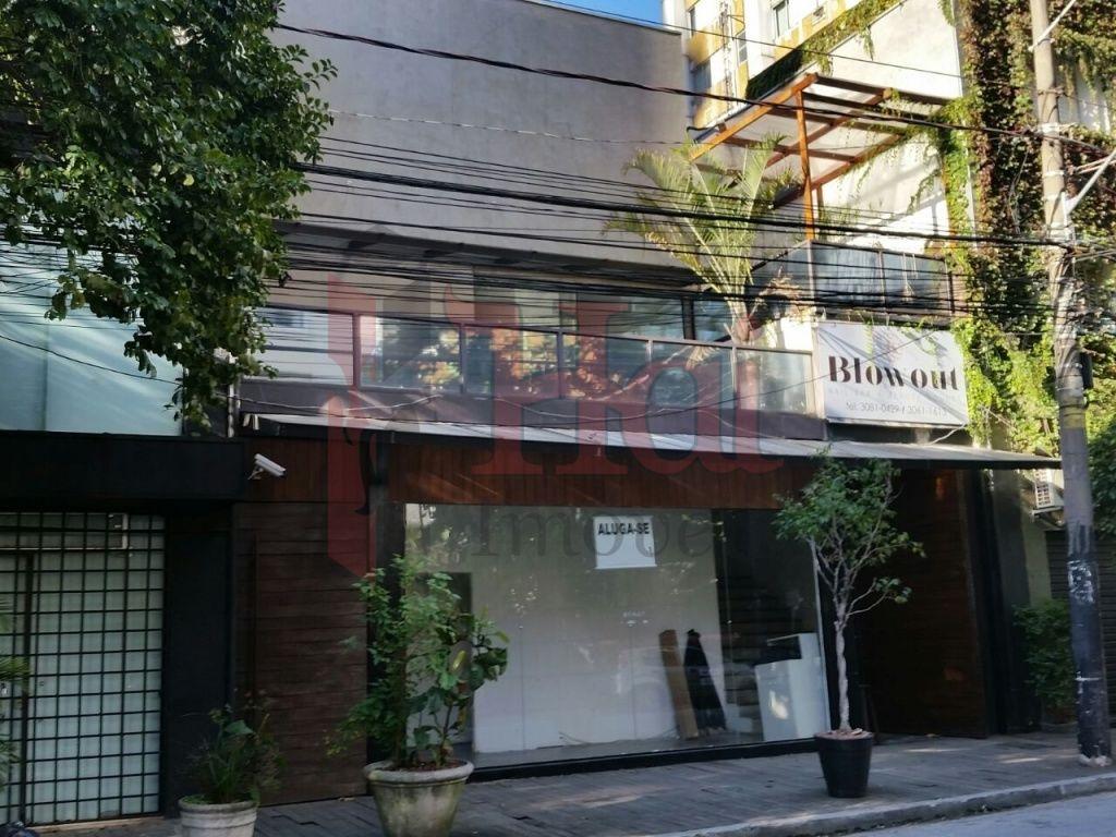 Loja E Mezanino para Locação - Jardim Paulista