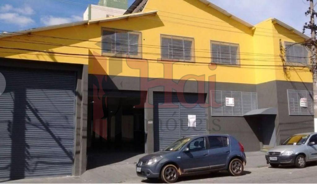 Galpão, Depósito E Armazém para Locação - Vila Santa Catarina