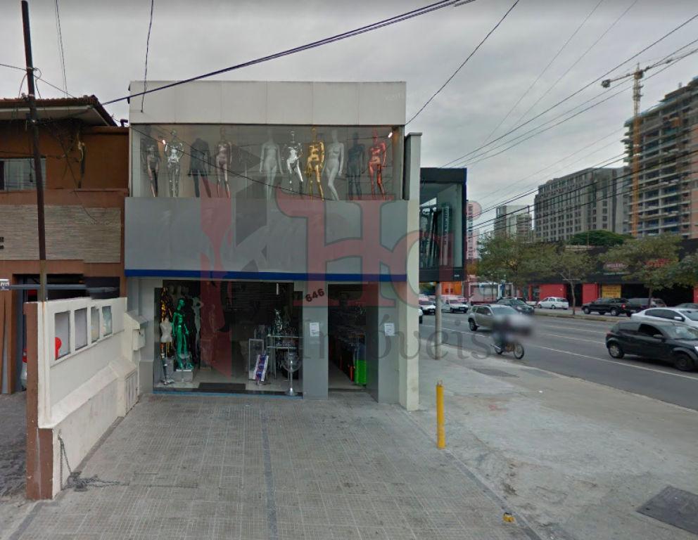 Loja E Sobreloja para Venda - Vila Nova Conceição