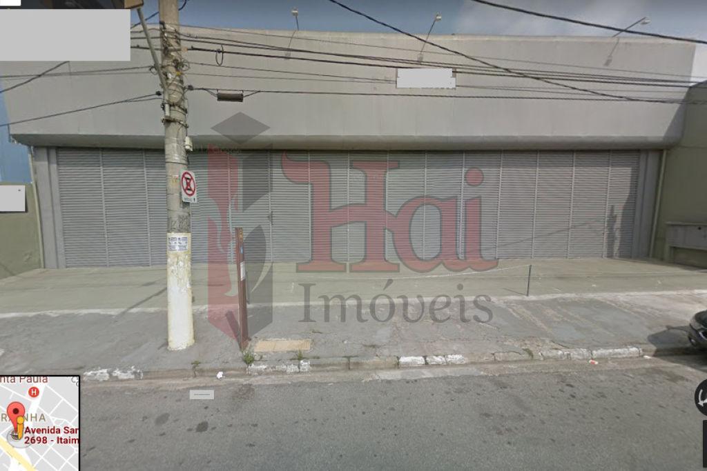 Galpão, Depósito E Armazém para Locação - Brooklin Paulista