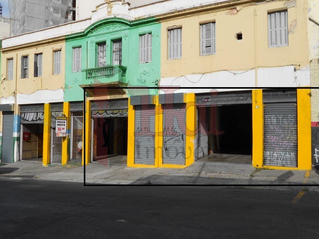 Loja E Salão para Venda - Centro
