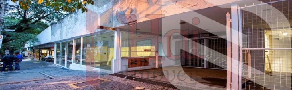 Loja E Salão para Locação - Cerqueira César
