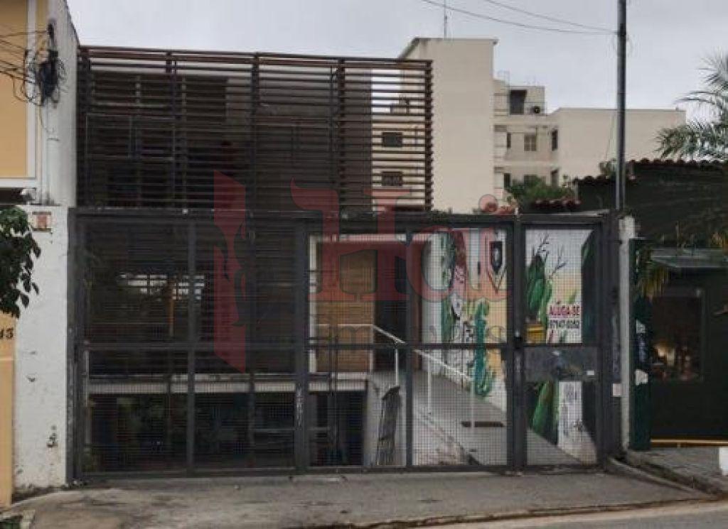 Prédio Comercial para Locação - Vila Madalena