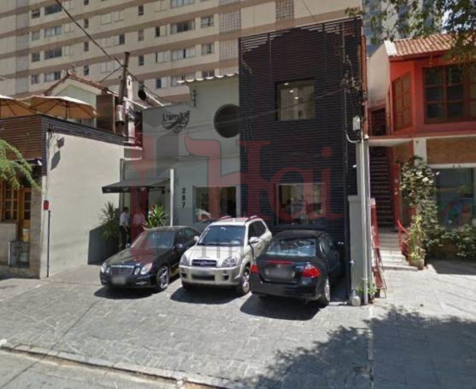 Casa Assobradada para Locação - Santa Cecília