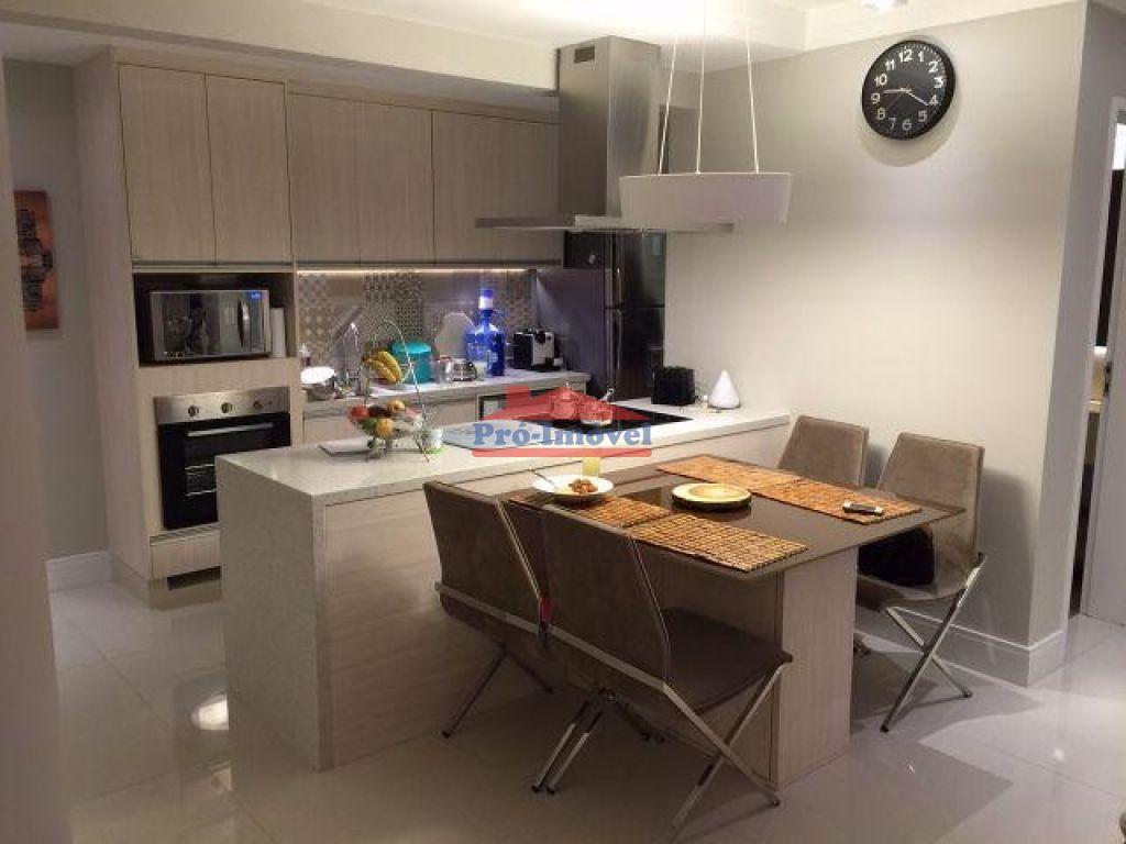 Vende Apartamento Com Varanda 2 Dormit Rios 1 Su Te Cozinha