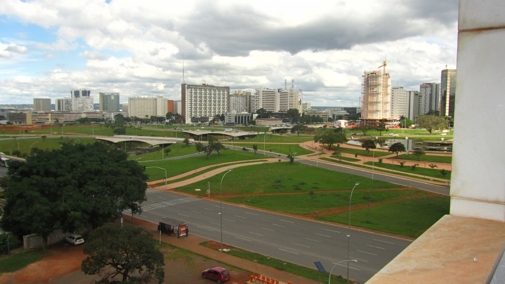 Flat de 1 dormitório em Asa Norte, Brasília - DF