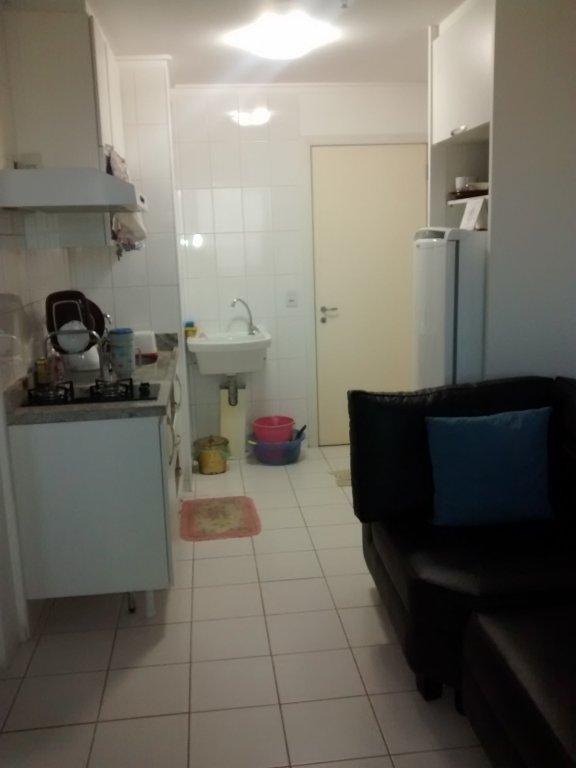 Apartamento de 1 dormitório à venda em Aguas Claras Norte, Águas Claras - DF