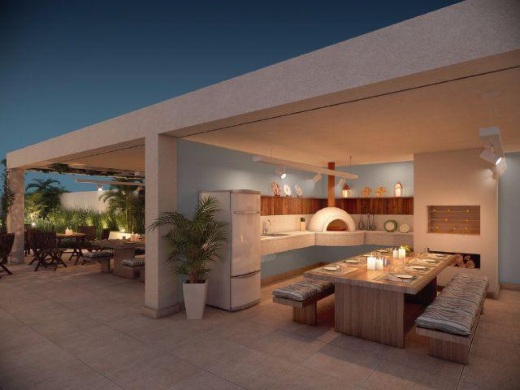 Apartamento de 2 dormitórios em Aguas Claras Sul, Águas Claras - DF