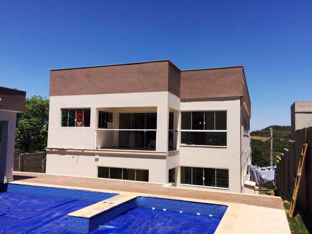 Casa De Condomínio de 4 dormitórios em Residencial Santa Monica Travessa Véu De Noiva, Brasília - DF
